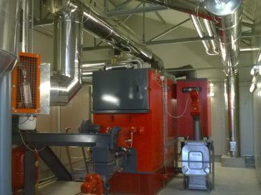 Immagine per Impianto per riscaldamento di serra